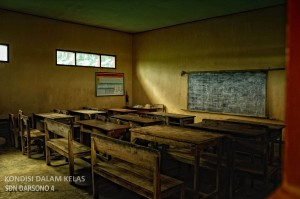 kondisi dalam kelas